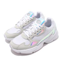 adidas 休閒鞋 Falcon 老爹 厚底 女鞋 FX3432 [ACS 跨運動]