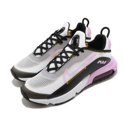 Nike 休閒鞋 Air Max 2090 運動 女鞋 氣墊 避震 透氣 舒適 球鞋 大童 白 粉 CJ4066104 [ACS 跨運動]