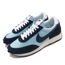 Nike 休閒鞋 DBreak 低筒 運動 男鞋 基本款 舒適 簡約 復古 球鞋 穿搭 藍 米白 DB4635400 [ACS 跨運動]