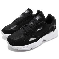 adidas 休閒鞋 Falcon 老爹鞋 運動 女鞋 B28129 [ACS 跨運動]