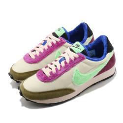 Nike 休閒鞋 DBreak 復古 運動 女鞋 基本款 舒適 穿搭 異材質拼接 綠 紫 DC3275235 [ACS 跨運動]