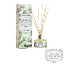 法國 Panier des Sens 檸檬馬鞭草 Lemon Verbena 100ML 天然室內擴香
