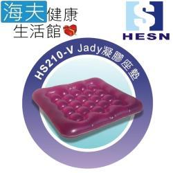 惠生凝膠座墊(未滅菌)【海夫健康生活館】HESN Jady凝膠坐墊(HS210-V)