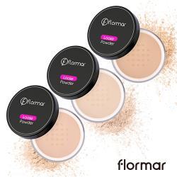 【法國 Flormar】自然裸妝控油蜜粉(3色)