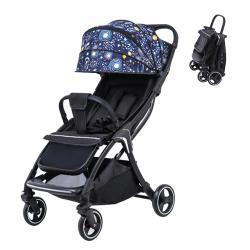 法格捷嬰兒推車 雙向手推車 秒收折疊型推車 檢驗合格 雨罩 蚊帳 高景觀