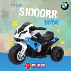 【瑪琍歐玩具】BMW 授權S1000RR電動三輪車/JT5188