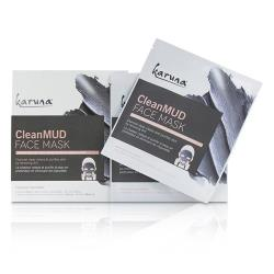 Karuna 黑炭淨化泥膜CleanMud Face Mask 4sheets