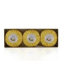 賀傑與賈雷 西班牙橘樹香氛皂組合Bois d Orange Perfumed Soap Coffret 3x100g/3.5oz