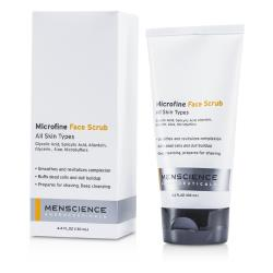 真男士 Menscience 臉部去角質磨砂膏Microfine Face Scrub 130ml/4.4oz