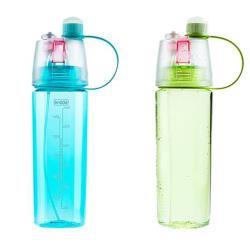 多功水瓶噴霧兩用水壺-600ml