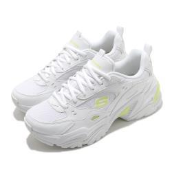 Skechers 休閒鞋 Stamina V2 老爹鞋 女鞋 防滑 耐磨 輕量 避震 緩衝 穿搭推薦 白 黃 149510WLM [ACS 跨運動]
