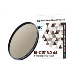 STC IR-CUT 6-stop ND64 Filter 零色偏 減光鏡 67mm (67公司貨)