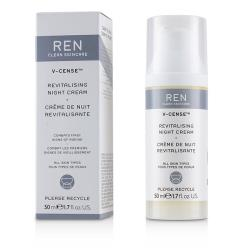 任 緊緻V修護晚霜V-Cense Revitalising Night Cream(所有膚質適用) 50ml/1.7oz