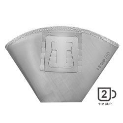 CUG掛耳式扇形咖啡濾杯1-2cup(2入)