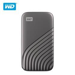 WD My Passport SSD 2TB(灰) 外接SSD