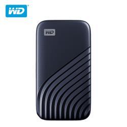 WD My Passport SSD 2TB(藍) 外接SSD