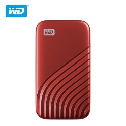 WD My Passport SSD 500GB(紅) 外接SSD