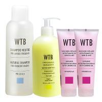 WTB昂賽芙 洗髮精1000ml+潤髮乳500ml +亞麻籽護髮膜250mlx2