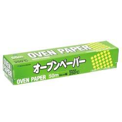 美式賣場 日本進口食物烹調專用紙單入(烤箱紙)