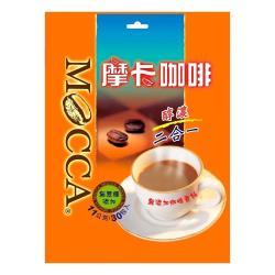 【摩卡咖啡】醇濃二合一咖啡11g*30入