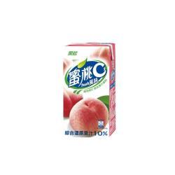 黑松 蜜桃C(300mlx24入)