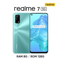 realme 7 5G (8G+128G) 天璣800U大電量輕旗艦-青於出藍(綠)