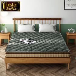 【契斯特】專利纖維防潑水蓄熱保暖墊-7尺(雙人特大)