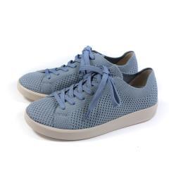 inooknit 休閒運動鞋 編織 灰藍色 女鞋 IK-BJ3FW0705-555 no044