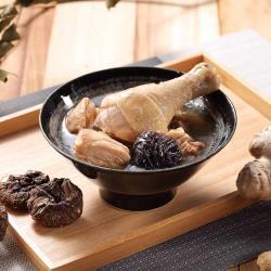 【提姆廚房】香菇雞湯(470g)