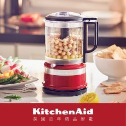 KitchenAid 5Cup食物調理機(新)熱情紅 3KFC0516TER