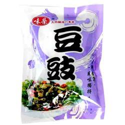 味榮-精緻豆豉包100g