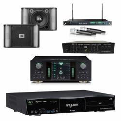 音圓S-2001 N2-550點歌機4TB+FNSD NO-1+MIPRO ACT-869+JBL RM10+FBC-9900