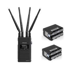 Accsoon CineEye 2 Pro 雙頻高畫質無線圖傳 4k相機單反手機wifi傳輸 + 凡賽F970電池x2 電池套組(公司貨)