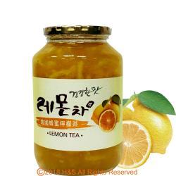 《韓廣》韓國蜂蜜檸檬茶(1kg)