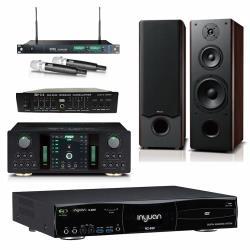 音圓S-2001 N2-550點歌機4TB+FNSD A-250+MIPRO ACT-869+OKAUDIO OK-801 II+FBC-9900