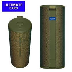 【Logitech 羅技】UE BOOM3 藍牙音箱 / 森林綠