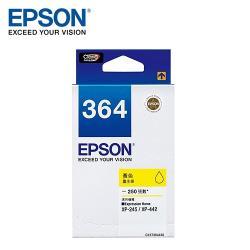 EPSON T364450 黃色墨水匣