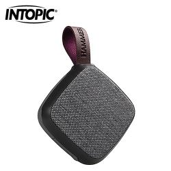 【INTOPIC 廣鼎】震撼音質藍牙喇叭 BT176-BK(黑)