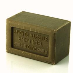 法國艾瑪諾耶 正宗綠白雙星馬賽皂300g(6入)