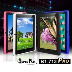 SuperPad B1-713 PRO 7吋四核心平板電腦 (2G/16G)