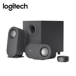 【Logitech 羅技】Z407 2.1聲道 藍牙音箱  含超低音喇叭 【贈可愛防蚊夾】