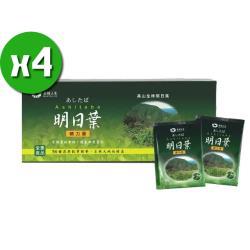 【美好人生】明日葉精力湯x4盒(30包/盒)_溫補調飲