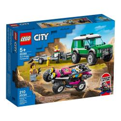 LEGO樂高積木 60288  202101 City 城市系列 - 越野賽車運輸車