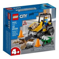 LEGO樂高積木 60284  202101 City 城市系列 - 道路工程車