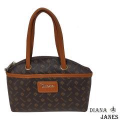 包【Diana Janes 黛安娜】經典LOGO 造型小提包