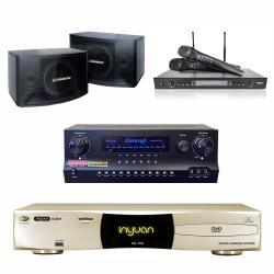 音圓 S-2001 N2-150點歌機4TB+Danweigh DW 1+DoDo Audio SR-889PRO+Sounkyo SK-180