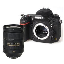NIKON D750 BODY單機身 + AF-S 28-300mm F3.5-5.6G ED VR 職業玩家旅遊鏡組合 (公司貨)