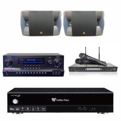金嗓 CPX-900 A5伴唱機 4TB+Danweigh DW 1+DoDo Audio SR-889PRO+O ya-ko P-500