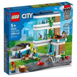 LEGO樂高積木 60291  202101 City 城市系列 - 城市住家 Family House