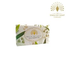 The English Soap Company 山百合 Lily of the Valley 190g 乳木果油復古香氛皂